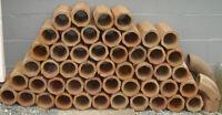 Clay Drain Tiles