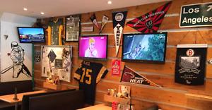 Item Bar sportif rechercher