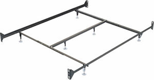 Metal Bed Frame - Double-Ended Attachment