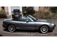 MX5 Arctic 1.8 - beautiful rust free car