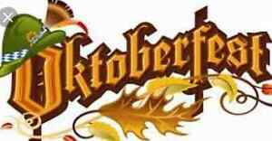 Sat Oct 15th Oktoberfest tickets Concordia Club