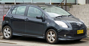 Moving Sale ! 2008 Toyota Yaris Hatchback