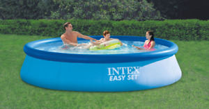 Piscine Intex (gonflable) 15 pied