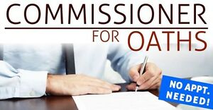 Commissioner for Oaths (Alberta)