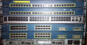Cisco Network Switches, Router