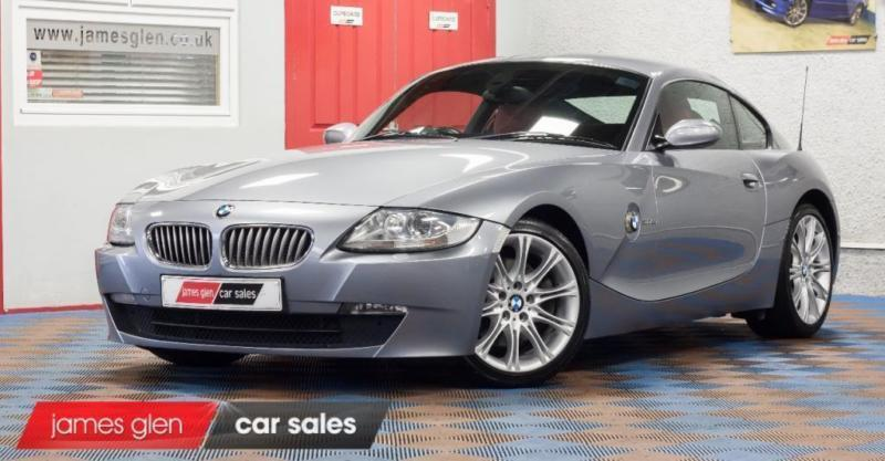 2006 X Bmw Z4 3 0 Z4 Si Sport Coupe 2d 262 Bhp In