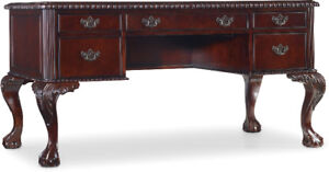 Hooker Furniture: Ball and Claw Writing Desk