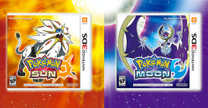 Looking for Pokemon Sun or Moon