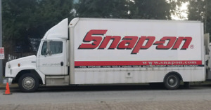 Snap-on Freightliner 60