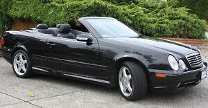 2003 Mercedes-Benz CLK-Class AMG Convertible