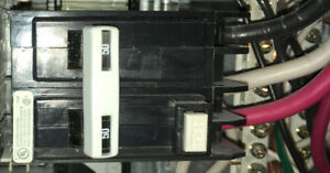 General Electric THQL2150GFI — 50 AMP Breaker