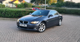 image for 2008 BMW 320i Hardtop Convertible AUTOMATIC FULL service history HPI