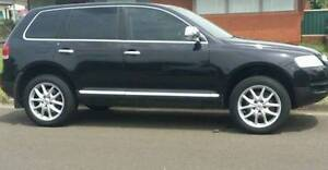 PORSCHE CAYENNE 19INCH ALLOY WHEELS✺VW TOUAREG AUDI Q7wheel✺5x130 Georges Hall Bankstown Area Preview