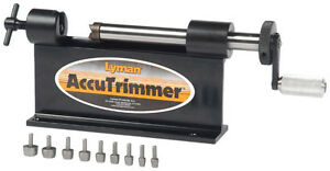 Lyman Products Group Accutrimmer with 9-Pilot, Multi Pack