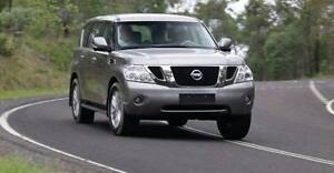 Nissan Patrol Y62******2016 Any repairable second hand body Parts Lane Cove Lane Cove Area Preview
