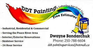 DDT Painting & Contracting Services Ltd.
