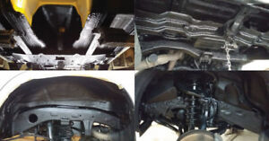 NON DRIP RUST PROOFING SPECIAL $79.99 Call 416.742.4444