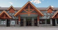 Prime Downtown Canmore space