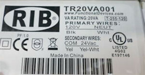 75 NEW 120-24V 20VA TRANSFORMERS Cambridge Kitchener Area image 2