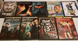 MOVIES FOR SALE DVDS $2 BLU RAYS $3