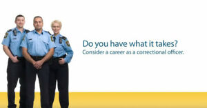 BC Corrections is actively hiring Correctional Officers!