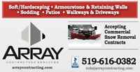 Winter Maintenance Commercial/ Residential