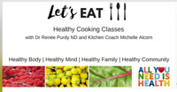 Lets  Eat!!!   Heathly Cooking Classes