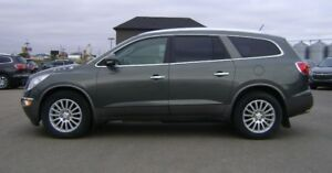 2011 Buick Enclave CXL1, 112,850km, Heated Leather