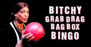 Bitchy Grab Drag Bag Box Bingo