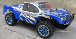 New Short Course RC Truck Brushless Electric 4WD LIPO 2.4G  Fast