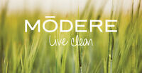 MODERE- clean, natural products !