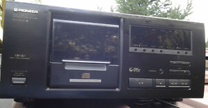 Pioneer PD F506 25Disc CD changer