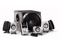 Logitech Z-5500 Digital 7+1 Speakers