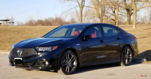 Acura TLX A-Spec Lease