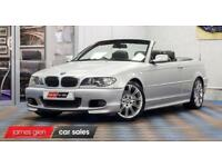 2004 04 BMW 3 SERIES 3.0 330CI SPORT 2D AUTO 228 BHP