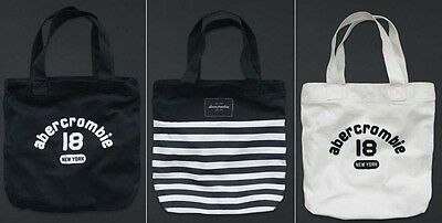 Abercrombie Kids Classic Book Tote Bag Purse Sevral Colors Available