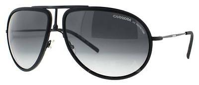 Carrera CA 15/S 94X Matte Black Unisex  Aviator Sunglasses on Rummage
