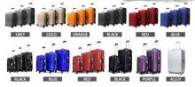 sets of 3 suitcases in many colours BRAND NEW 40L | 65L | 100L Sydney City Inner Sydney Preview