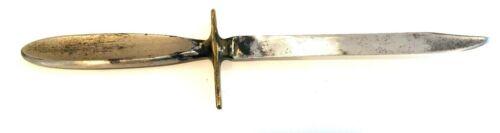 WWI Era Liston Amputation Knife Converted to a Trench Knife, Haslam & Co. NY
