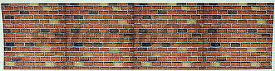 Set 2 Of Three (3) Brick Walls Decals 1:18/1:24 Scale Diorama