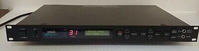 Yamaha SPX90 Multi-Effects Processor -Re-capped PSU & New Battery- Mint Vintage