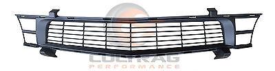 2010-2013 Chevrolet Camaro Genuine GM Dark Argent Heritage Grille 92208704