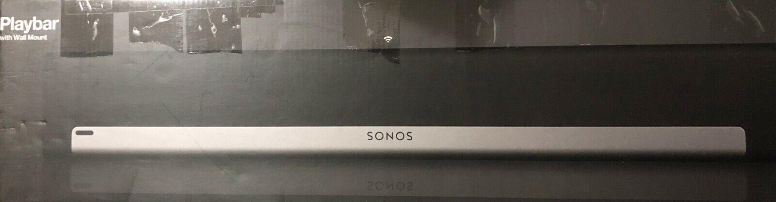 Sonos Playbar TV sound bar wireless music system Bundle with