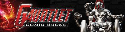Gauntlet Comic Books