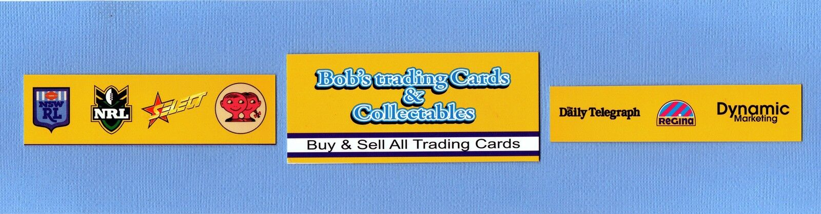 BOBS TRADING CARDS AND COLLECTABLES