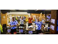 Spinning Marathon at Wimbledon Pedal Studio