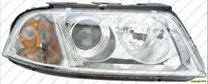 Head Lamp Passenger Side Volkswagen Passat 2001-2005