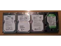 Icy Box IB-545 Series SATA/SAS TrayLess 3.5 Inch Backplane + 4x HDD