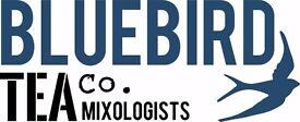 Tea Mixologist roles with Bluebird Tea Co. at NEW *NOTTINGHAM* store!