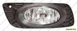 Fog Light Set Sedan Dealer Installed Without Auto Lamp Set High Quality Honda Civic 2012